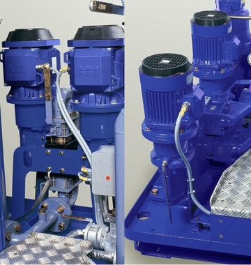 IMO PUMPS - 【供油單元/IMO Pump/過濾器】 - 凱希恩股份有限公司